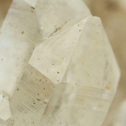 Quartz | Barrett Mine, Gwinnett County, Georgia