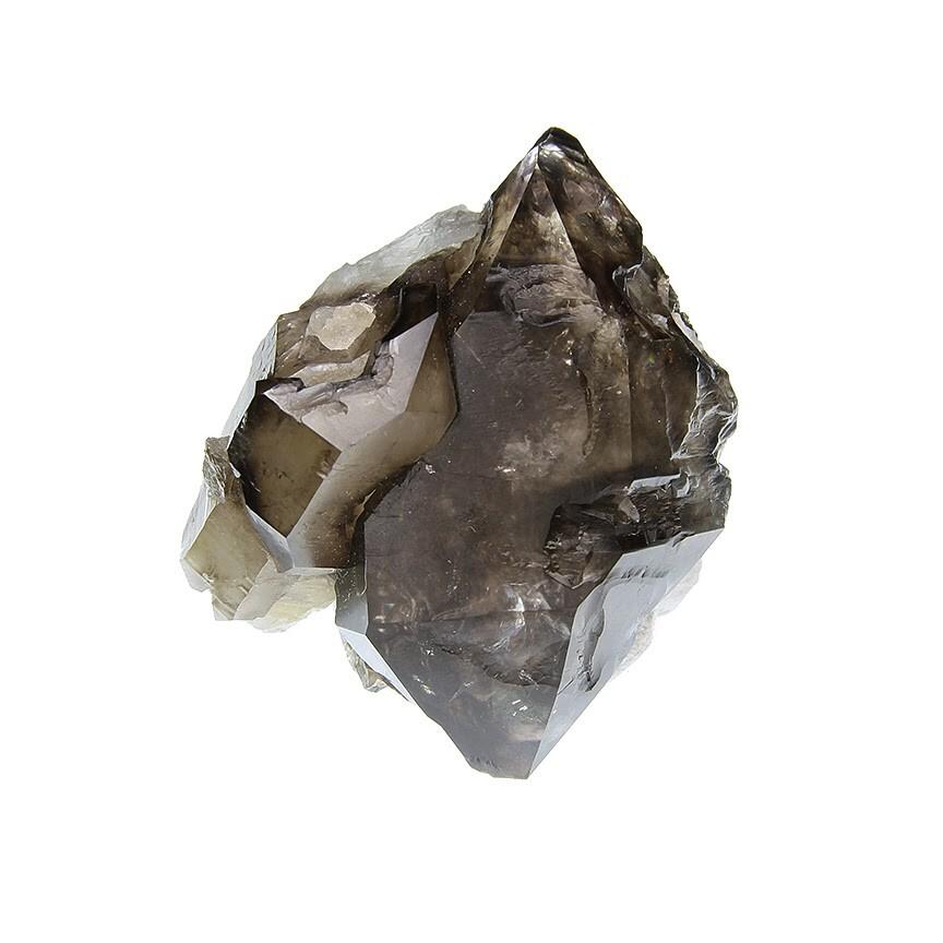 Smoky Quartz Krystal Tips Mine Hallelujah Junction Petersen Mountain Washoe County Nevada