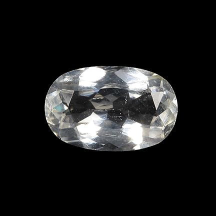Scapolite (rare colorless gem)