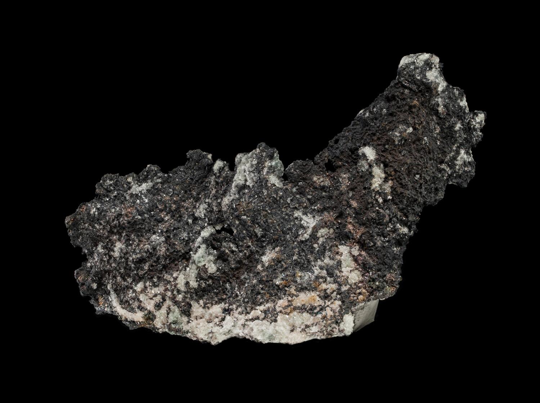Native Silver w/ Quartz (Ted Bartels Coll ) | Beaver Mine
