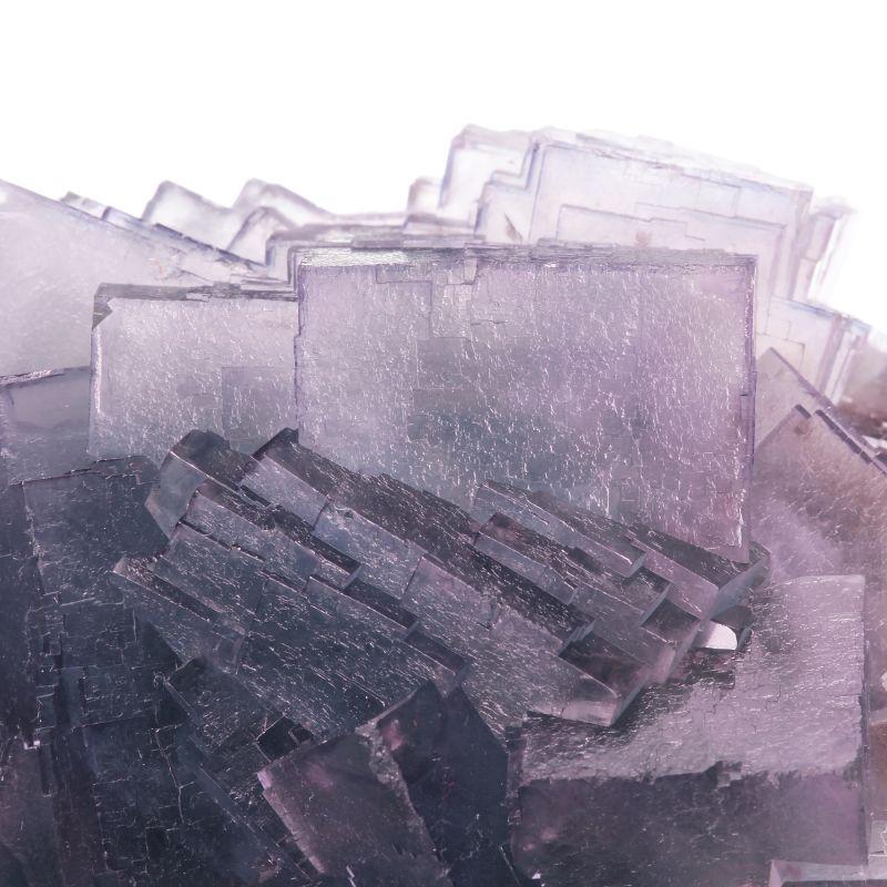 Fluorite (rare locality specimen - 2017 find)