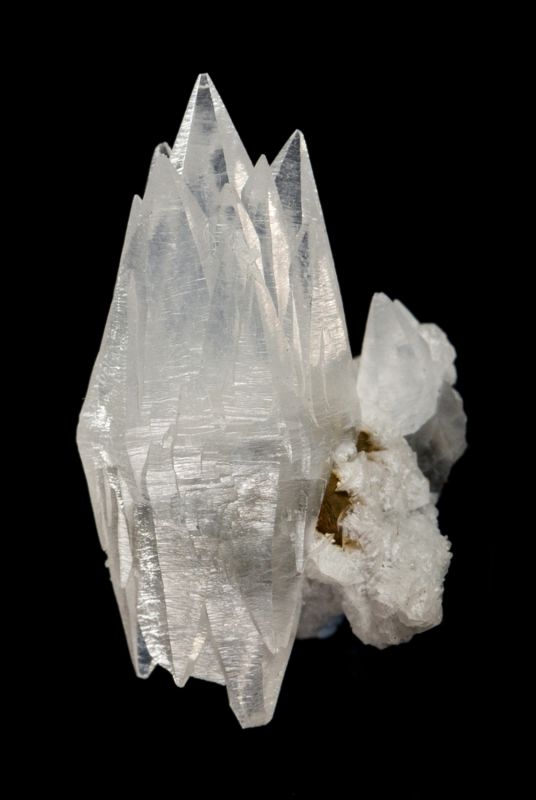 DT Alstonite xls (Co-Type Locality) Dr. S. Moreton Coll.