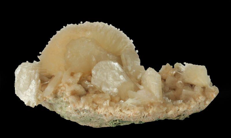 Natrolite, Stilbite & Heulandite (2016 find)