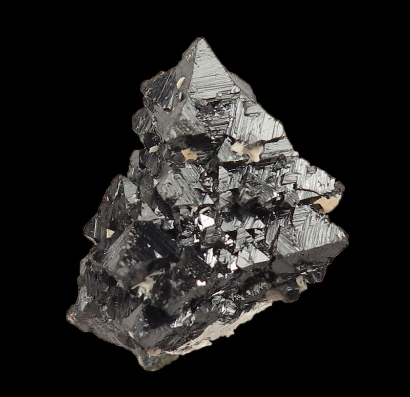 Superb Hausmannite crystal - competitive TN (Charlie Key)