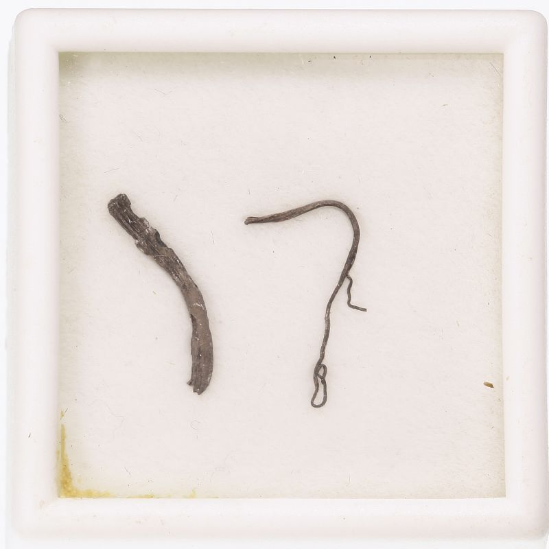 Wire Silver (2 pieces)