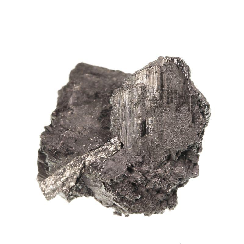 Andorite with Zinkenite (very rare)