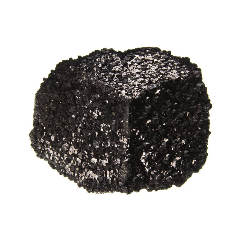 Schorl (unique crystal) (ex Shields Flynn Collection)