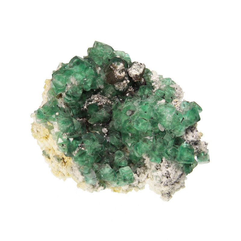 Fluorite (rich color) (ex Shields Flynn Collection)