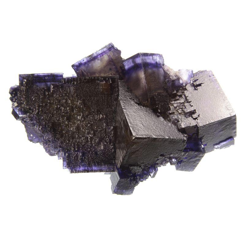 Fluorite (bi-color