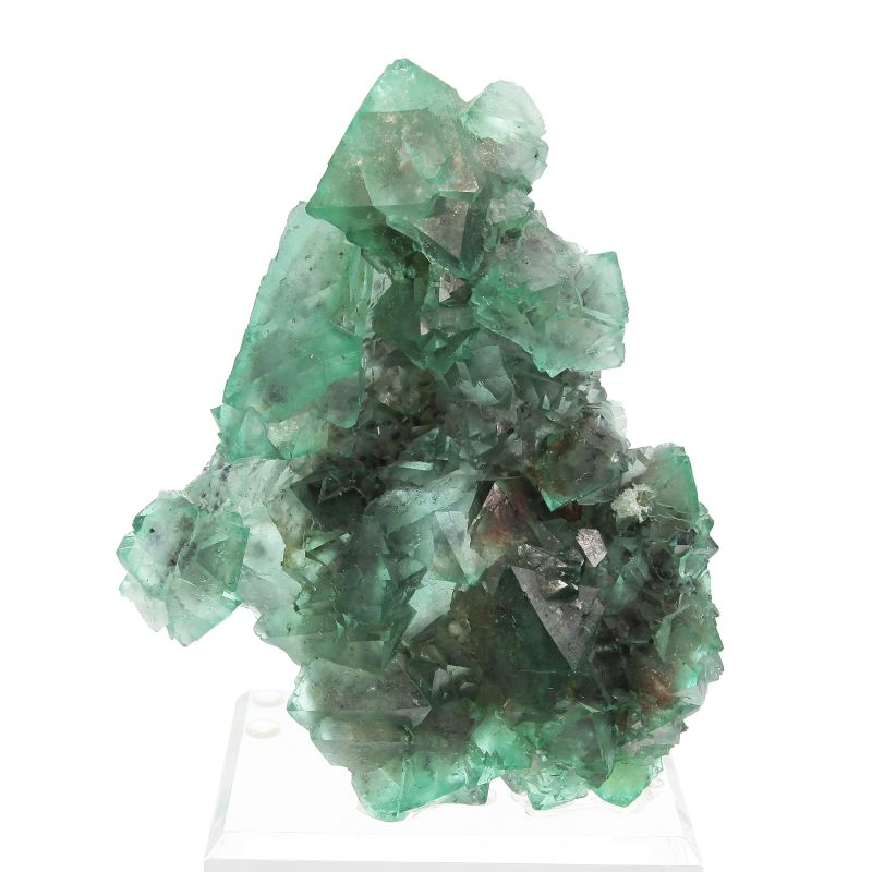 Fluorite (excellent large gemmy group)