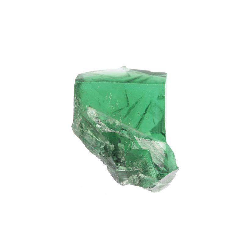 Fluorite (GEM twin)