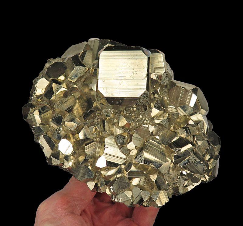 Large Pyrite