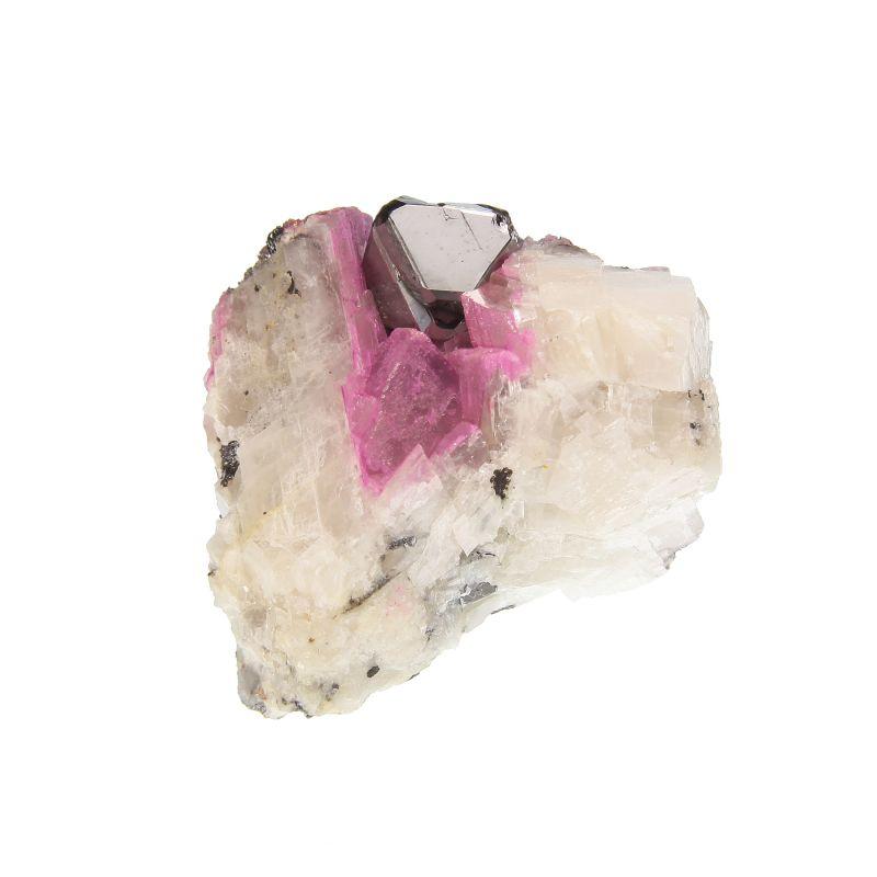 Carrollite with Spherocobaltite