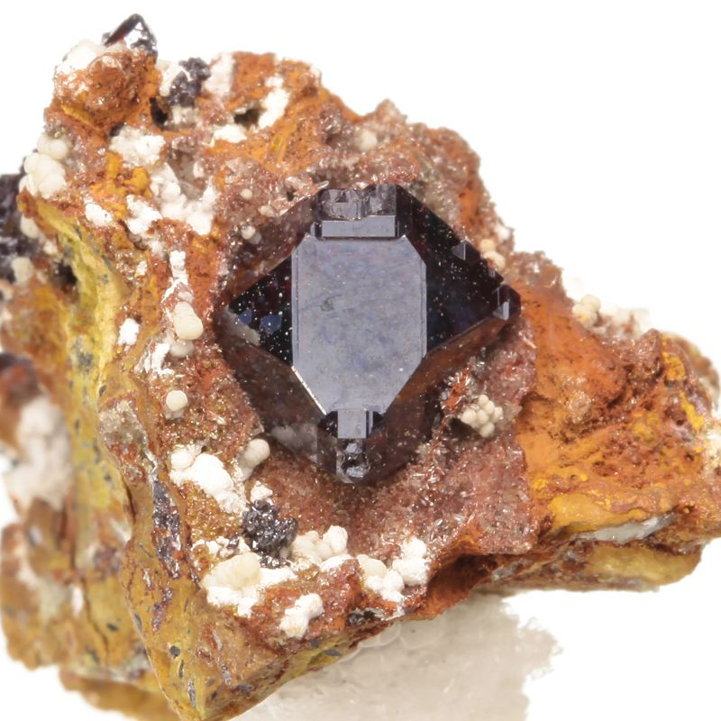 Cuprite (gemmy crystals) (ex Kay Robertson Collection)