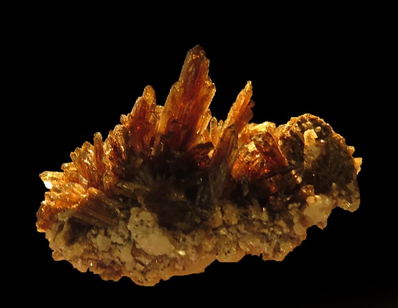 Eosphorite w/ Greifensteinite/Zanazziite, etc (RARE combo)