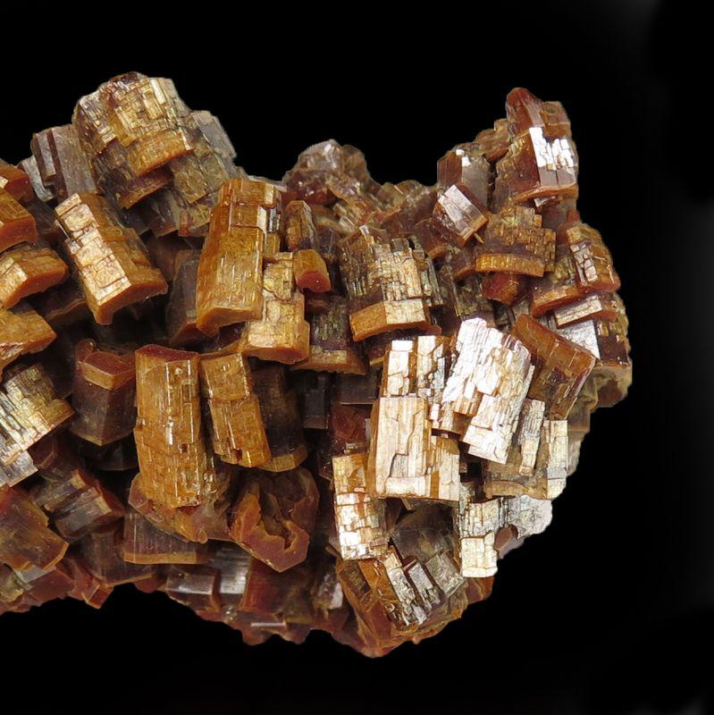 Vanadinite (rare style - circa 2014 find)