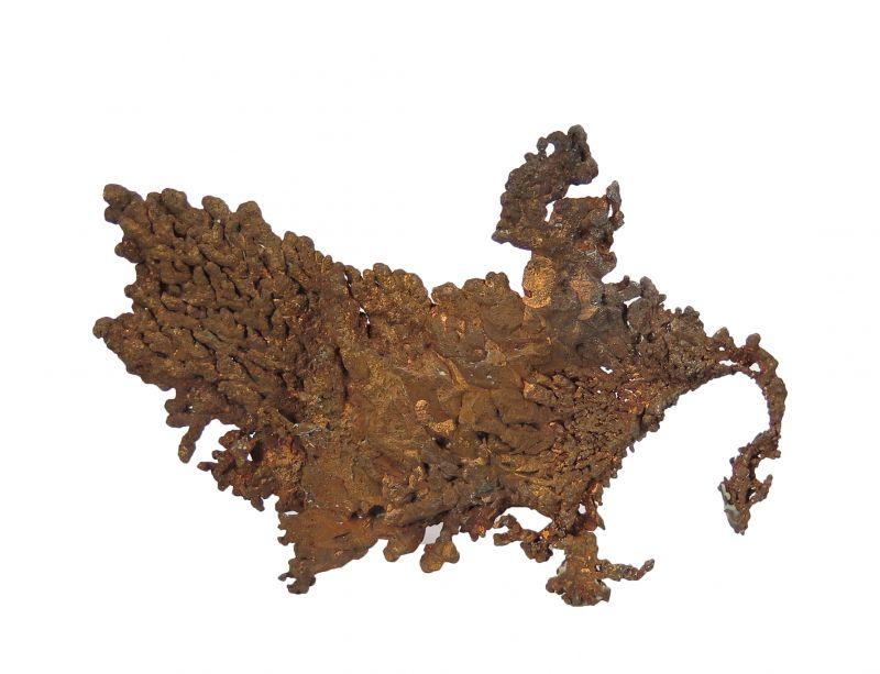 Crystallized Copper 'dragon' (classic AZ)