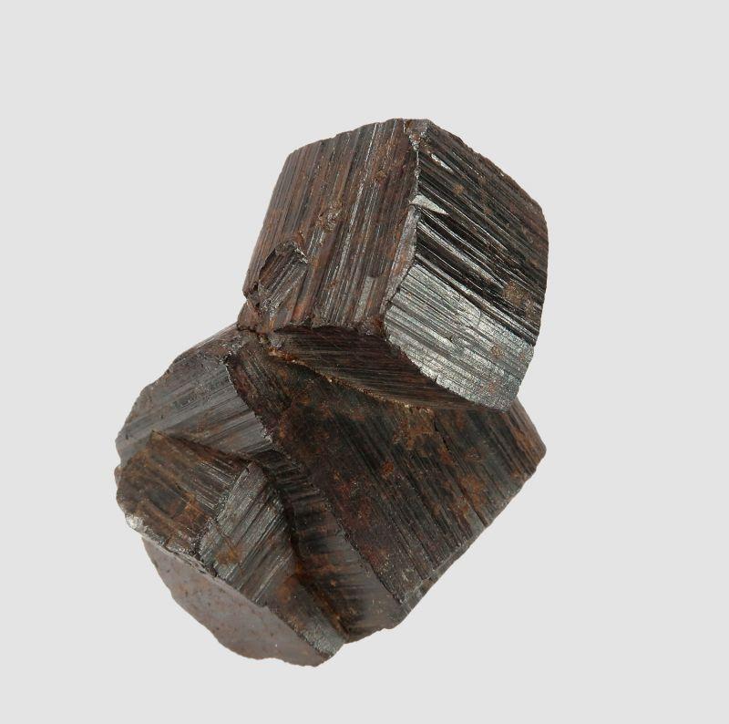 Limonite ps. Pyrite
