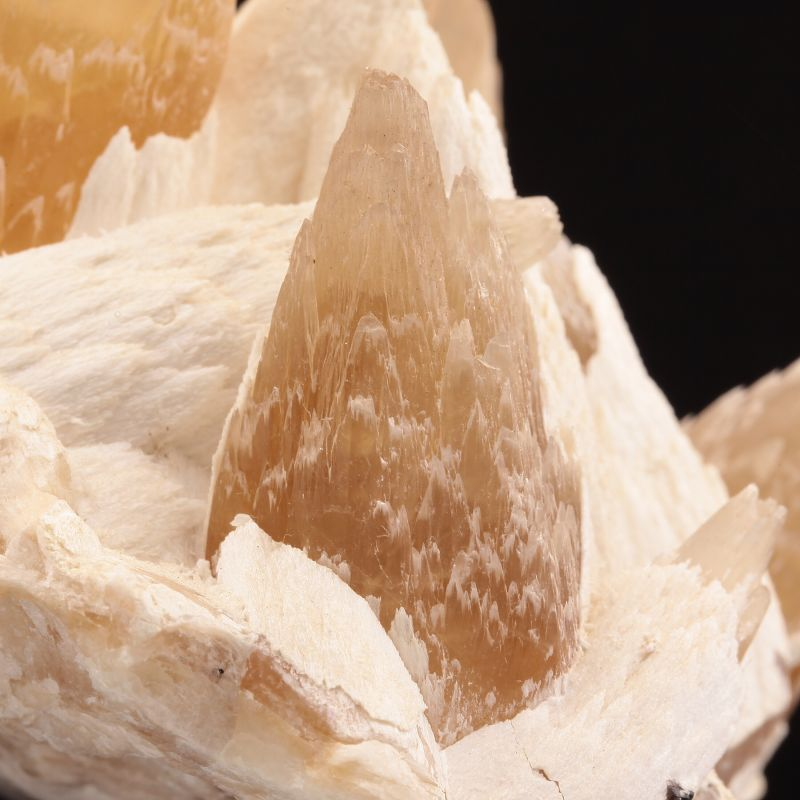Calcite coated by Calcite (ex David Burgess Collection)