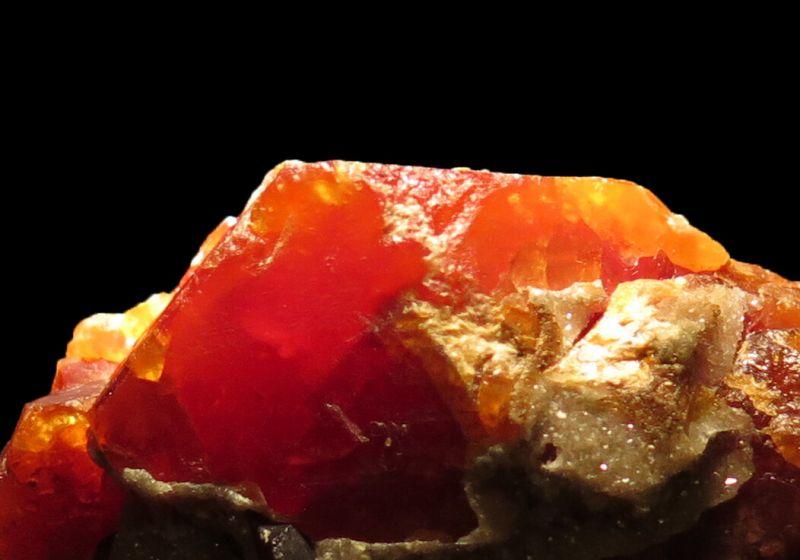 Scheelite (Russia - fluorescent) Chet Lemanski Coll.