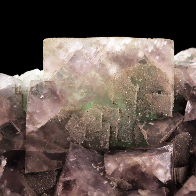 Fluorite (fine old classic) (ex Chet Lemanski Collection)