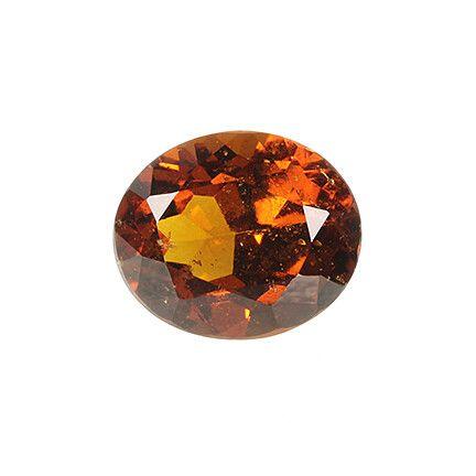 Hessonite (Grossular Garnet)