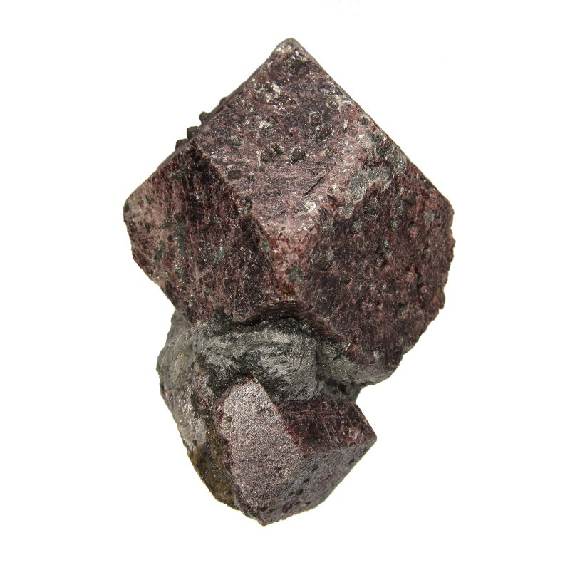 Almandine Garnet (large crystals) (ex Gary Weaver Collection)